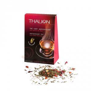 Anti-oxidant Green Tea with Goji Berry